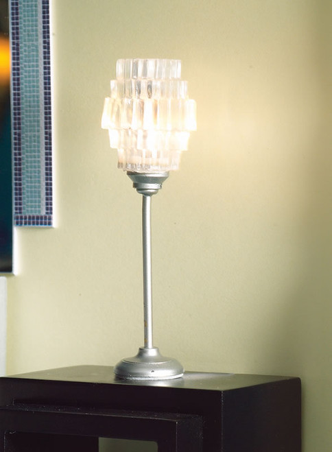 Art Deco Table Lamp or Ceiling Light 5366