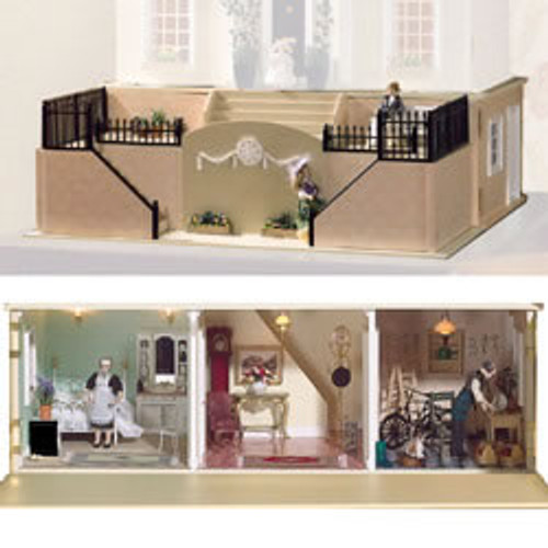 Burghley Basement Kit 1849