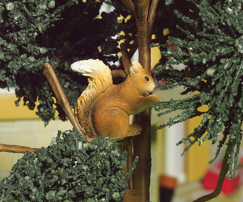 Nuttella, the Squirrel 5029