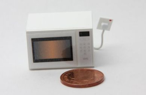 White Microwave Oven H40WH