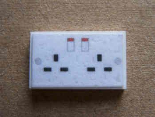 Double Wall Socket M85