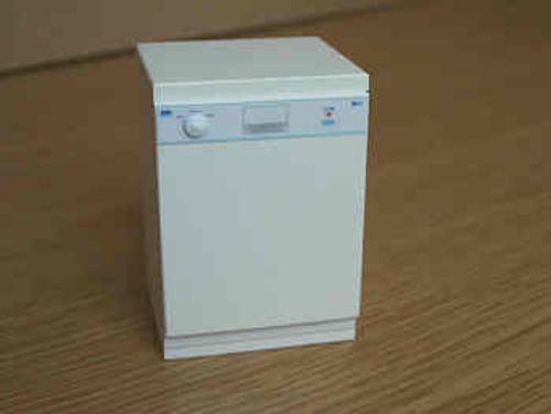 White Dishwasher DA3
