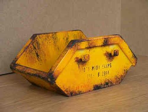 Midi Skip - Yellow, Rusty M38