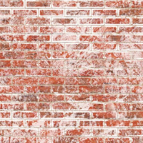 A3 Weathered White Brick Stretcher Bond DIY793B