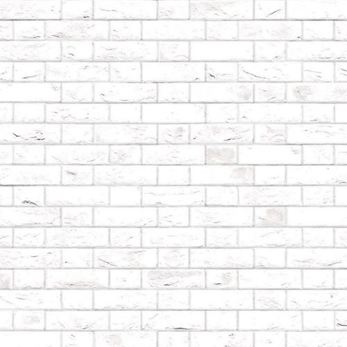 A3 White Brick Flemish Bond DIY795A