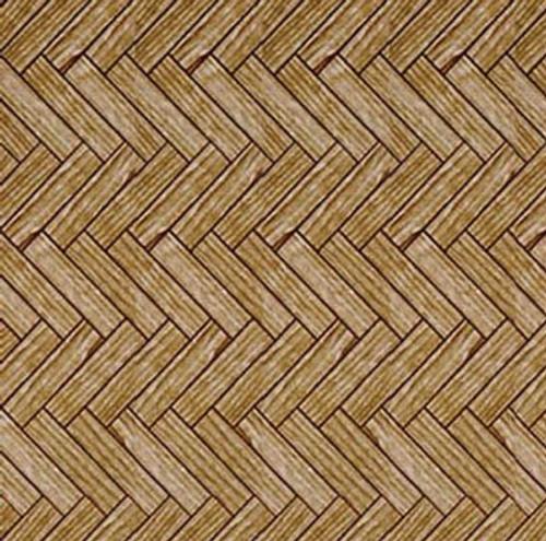 A3 Medium Parquet Flooring Paper WP528