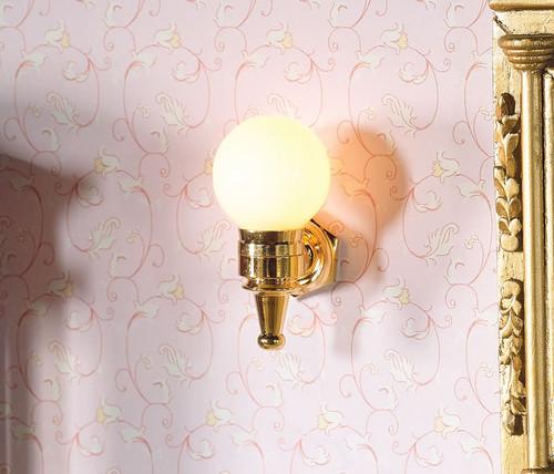 Globe Wall Light 7049