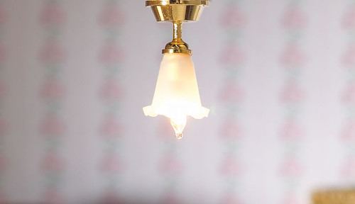 Small Tulip Ceiling Light 7192
