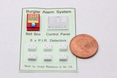 Burglar Alarm System H44