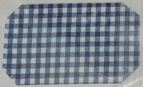 Set of 12 Table Setting 'Blue' CL90721