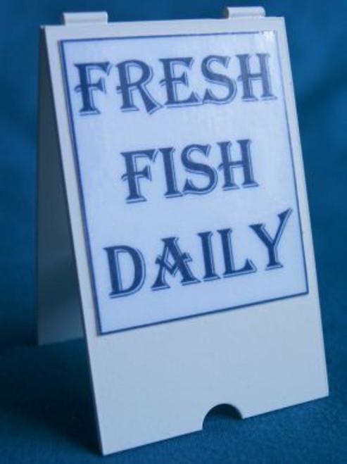 Fresh Fish Daily 'A' Board S77