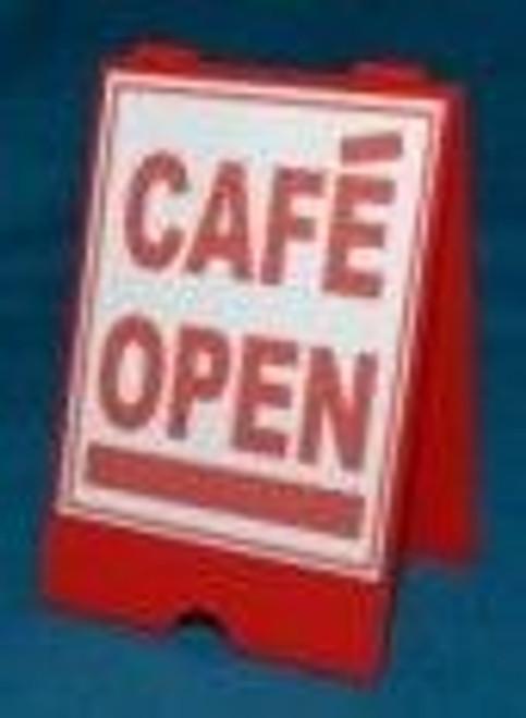 Café Open 'A' Board S93