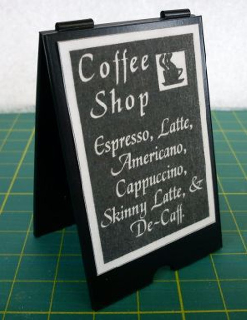 Coffee Shop/Café 'A' Board M205