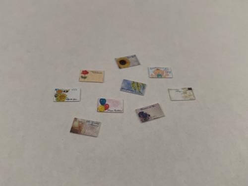 Florist Message Cards S96