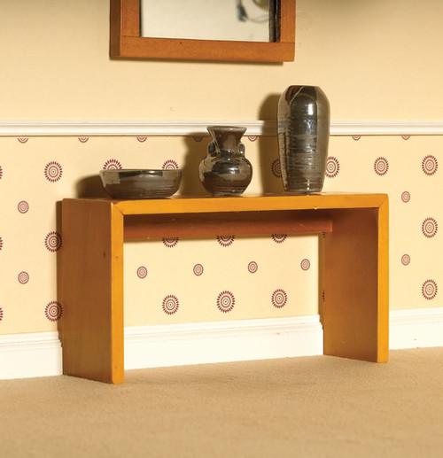 Lightwood Sideboard / Side Table 3707