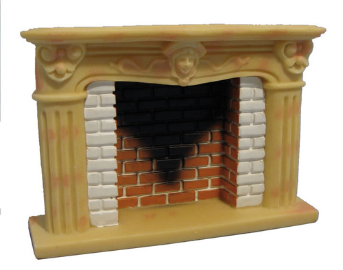 French Fireplace DF015