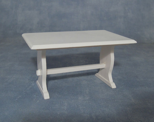 Country Kitchen Table White DF1454