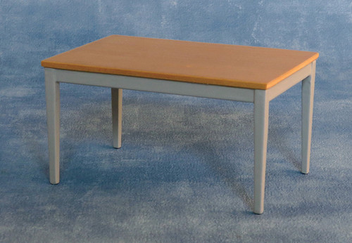 Modern Table Grey/Pine 9336