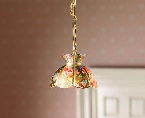 Hanging 'Tiffany' Light 2767
