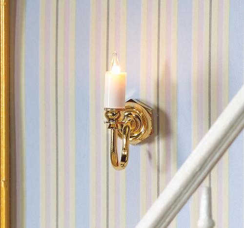 Candle Wall Light 7055