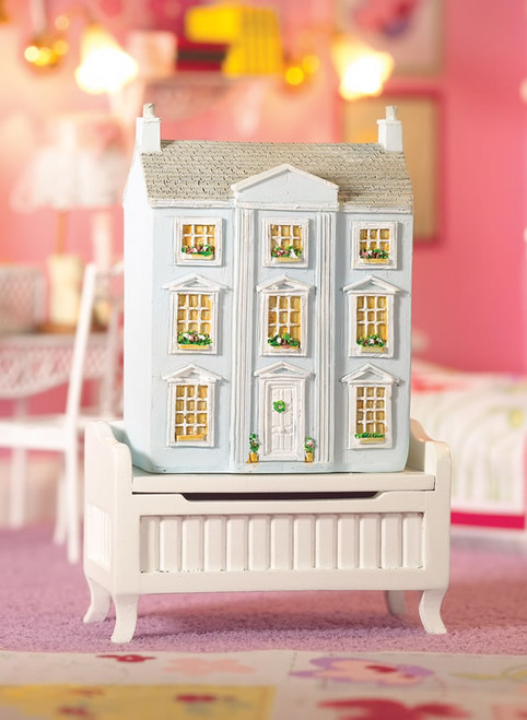 The Classical Miniature Dolls House 5954