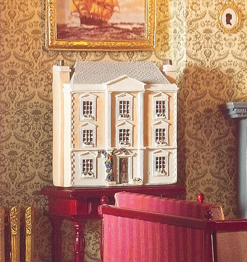 Montgomery Miniature Dolls House 5956