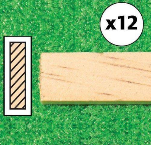 Timber Lengths, 12 pcs 5974