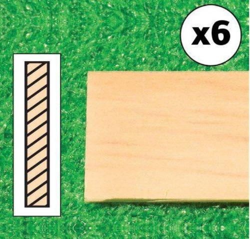 Timber Lengths, 6 pcs 5993