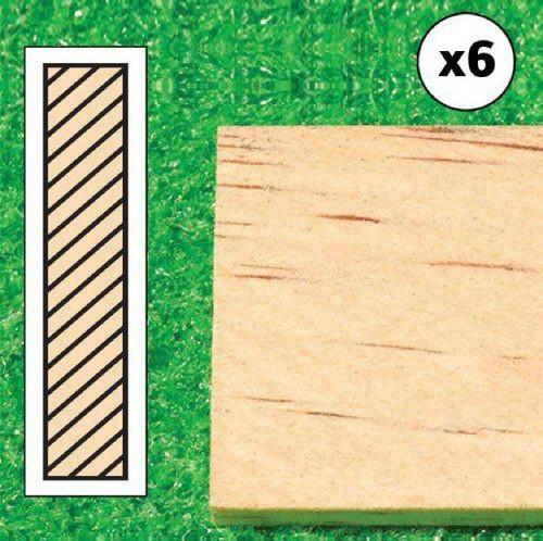 Timber Lengths, 6 pcs 5996