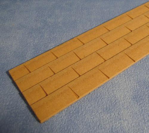 Wood Roof Tile Sheet DIY065