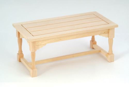 Barewood Refectory Table BEF002