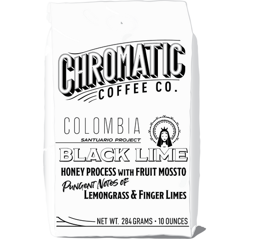 Colombia - Black Lime Honey