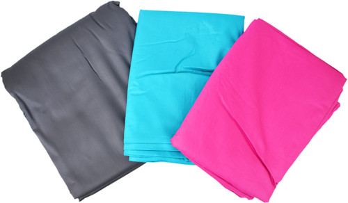 Calming Comfort Weighted Blanket Duvet Covers - Features Gray, Pink, and Teal to Choose From - 6, 10, 15, 20 & 25 Pound Covers - Helps Protect Your Blanket for Stains, Pilling, Pets, and More!