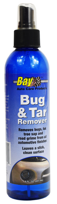 Bug and Tar Remover - Removes Bugs, Tar, Tree Sap, and Road Grime From Automotive Finishes