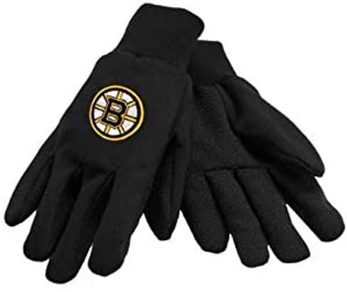 Boston Bruins Work Gloves