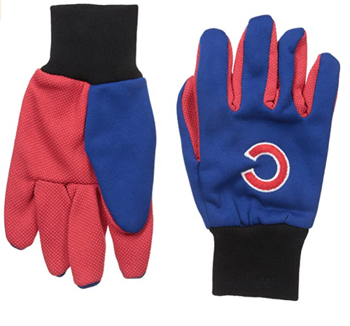 Chicago Cubs 2015 Utility Glove - Colored Palm