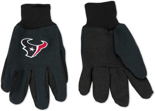 NFL Houston Texans Two-Tone Gloves