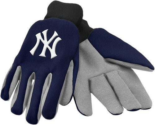 New York Yankees 2015 Utility Glove - Colored Palm