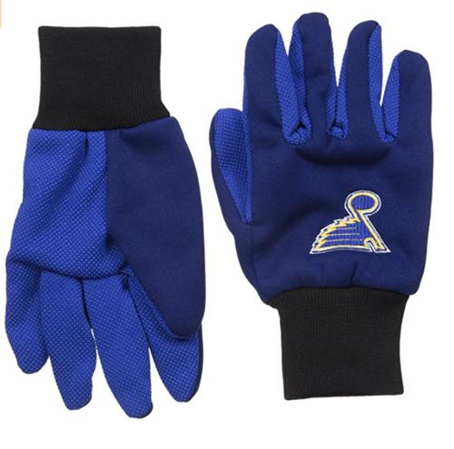 St. Louis Blues 2015 Utility Glove - Colored Palm