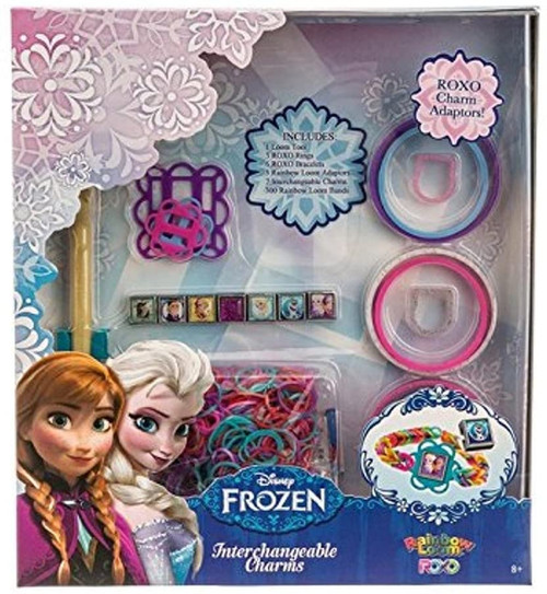Frozen DIY Loom Kit with Interchangeable Charms