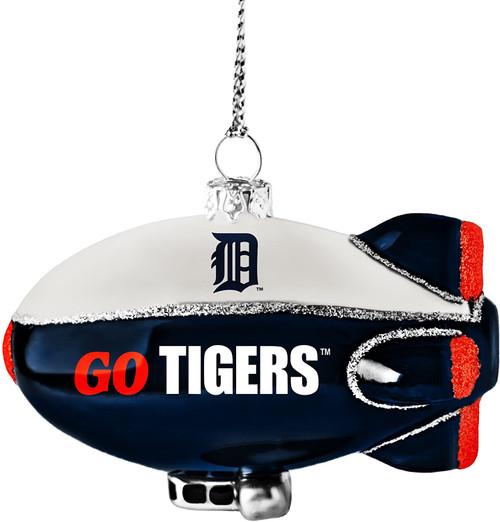 MLB Detroit Tigers Glitter Blimp Ornament