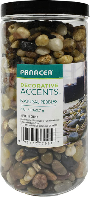 Natural Pebble Vase Fillers! - Perfect For Aquariums, Vase Fillers, Table Scatter, Scrapbooking and Much More!