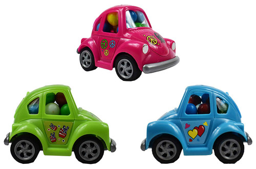 Set of 3 Sweet Buggy Candy Cars!