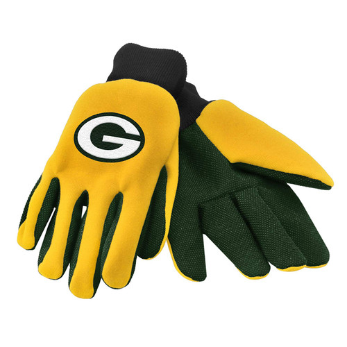 Greenbay Packers- NFL Utility Work Gloves