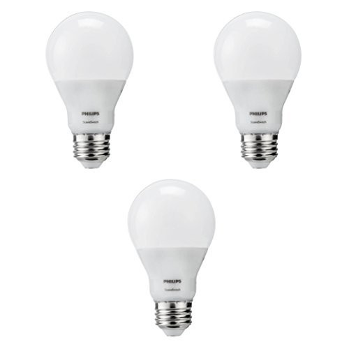 LED  60W Equivalent SceneSwitch Brightness - A19 LED - Built in Dimmer!