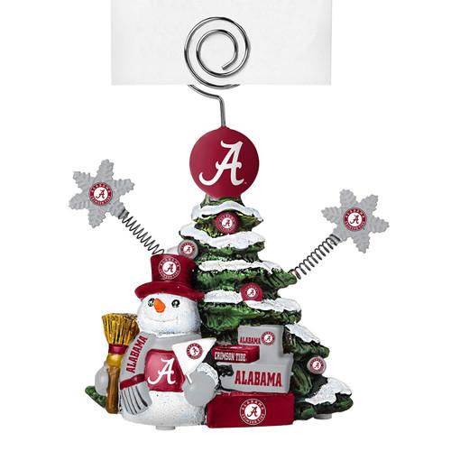 Alabama Crimson Tide NCAA Tree Photo Holder