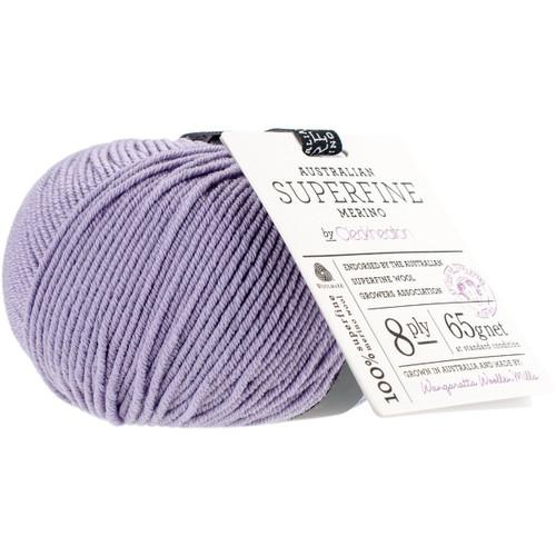 Merino Yarn - Lavender