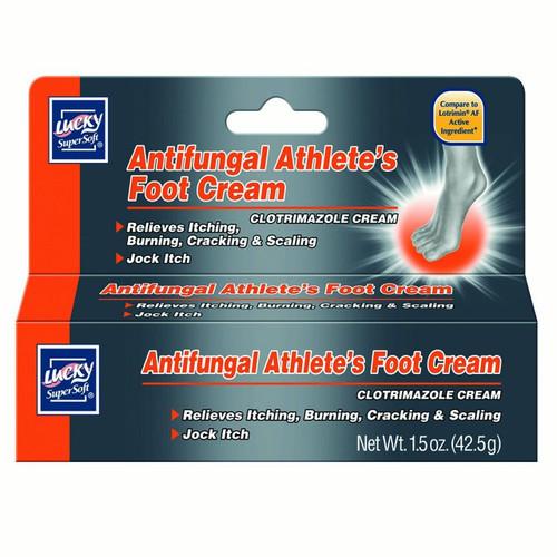 Lucky Super Soft Antifungal Athlete's Foot Cream