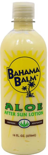 Bahama Balm 16oz After Sun Lotion Aloe - Soothing & Nourishing