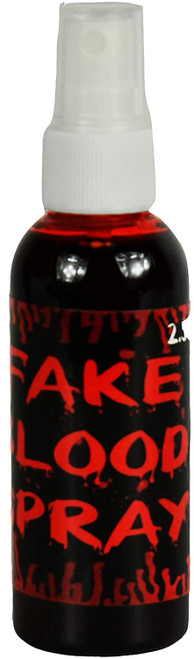 Set of Fake Blood Spray Bottles! Perfect for All Your Gory Decor!
